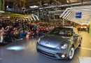 Volkswagen encerra produção mundial do Fusca