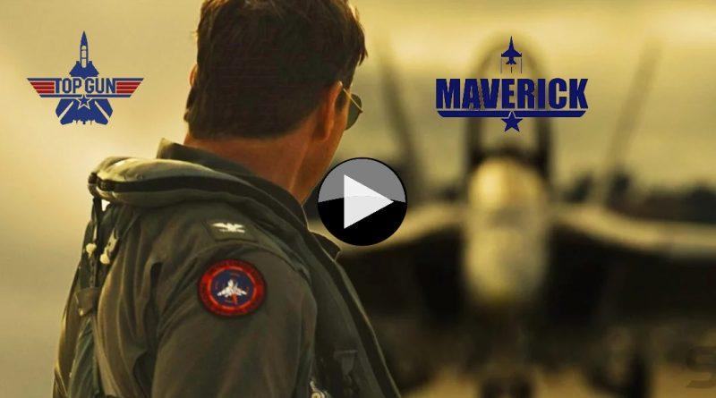 'Top Gun: Maverick' ganha primeiro trailer; ASSISTA