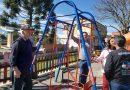 Áudio: Mafra ganha brinquedo acessível na Praça Lauro Muller