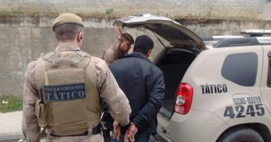 Atendimentos da Polícia Militar de Mafra – Período: De 16 a 19 de agosto de 2019