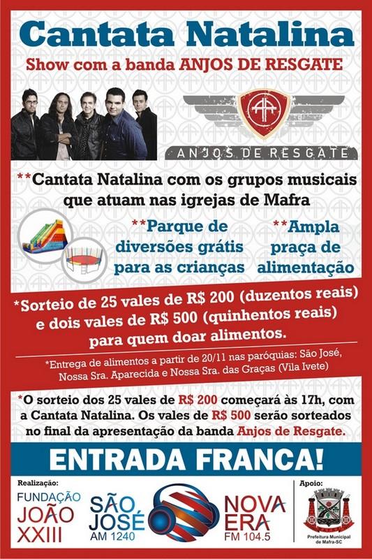 Rádios Nova Era FM e São José AM trazem a banda Anjos de Resgate para Mafra (3)