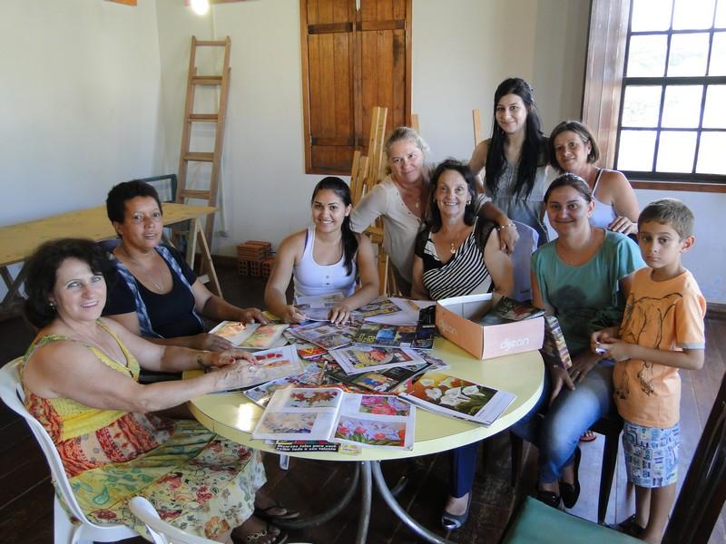 Oficinas Culturais iniciam em Rio Negro (1)
