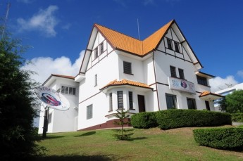 Sede da Rádio Nova Era FM e São José AM