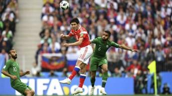 © Perform Media Channels Limited Rússia x Arábia Saudita copa 2018 14 06 18