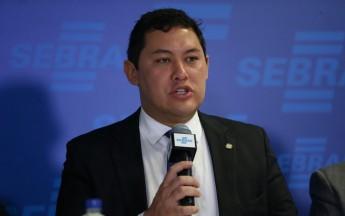 Helton Yomura, ministro interino do Trabalho (Foto: José Cruz/Agência Brasil)