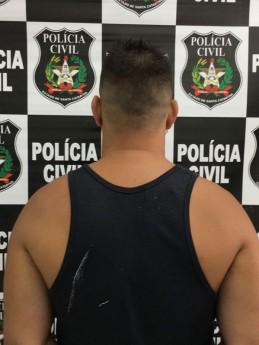 Texto/Foto: Polícia Civil
