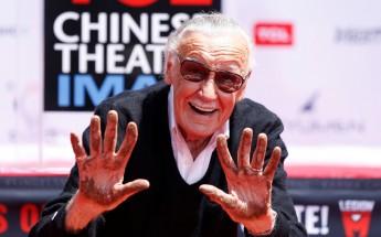Stan Lee — Foto: Reuters/Mario Anzuoni