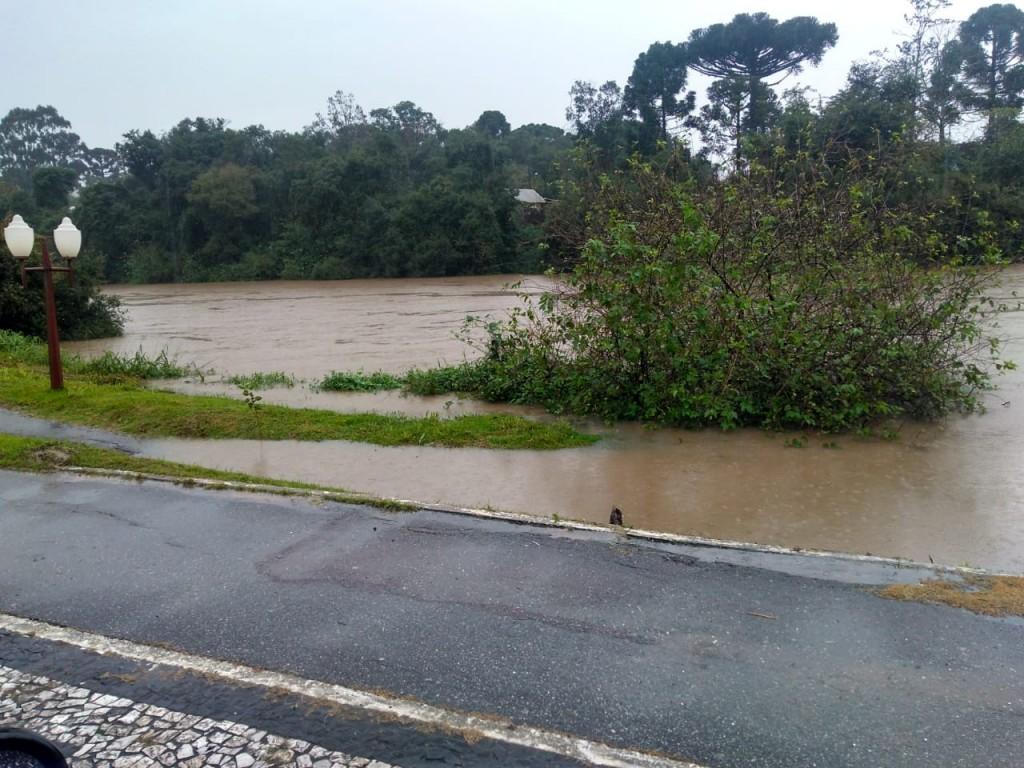Rua Rio de Janeiro - Rio Negro (PR)